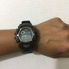 Casio G Shock Watch Black Resin Digital Solar Powered Multifunction G2310R