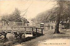 CPA Reims-Pont en bois sur la Vesle (346904)