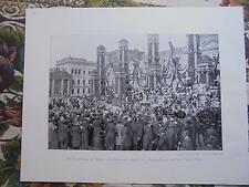 1900 Zeitungsdruck 2 / Berlin Pariser Platz