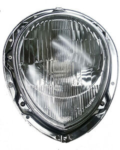 Motorcycle head light fits Indian scout Chief housing 66-006 12VH4