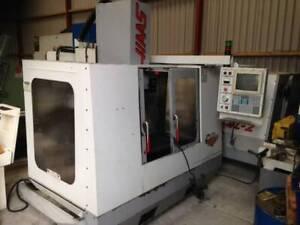 Haas VMC CNC MILLING MACHINE MODEL VF1