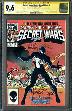 Marvel Super Heroes Secret Wars #8 (1984) CGC 9.6 SS, 3X Beatty, Zeck, Shooter