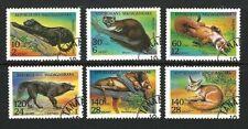 Original Gum Topical Postal Stamps