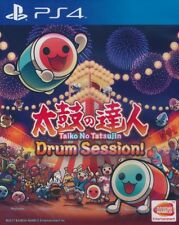 Taiko No Tatsujin Drum Session (English verion) PS4 Game Physical Game Disc