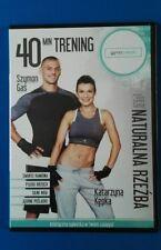 Fitness POLACCO DVD 40min trening Gym Break naturalna rzezba SZ. GAS K. kepka