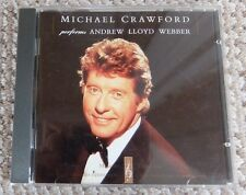 MICHAEL CRAWFORD performs Andrew Lloyd Webber CD (1991)