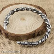 Viking Raven Bracelet Stainless Steel Norse Arm Ring