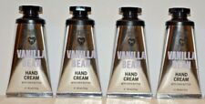 4 Victoria's Secret PINK Vanilla Bean Hand & Body Cream w/ Shea 1 fl oz