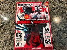Metal Hammer Magazine! December 2012 Rob Zombie Led Zeppelin Opeth Deftones