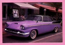Car Postcard ~ 1958 Packard Hard-top Coupe V8: Miami 1992 - Niccolini of Italy