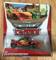 Disney Pixar Cars Rip Clutchgoneski - 2014 WGP Theme -  New In Box