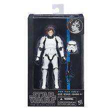 "Hasbro Star Wars The Black Series 6"" W1/15 #09 Han Solo in Stormtrooper Figure"