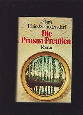 Die Prosna-Preussen. Lipinsky-Gottersdorf, Hans