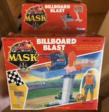 M.A.S.K. Billboard Blast MIB Unused Sealed Contents Hard To Find High Grade GEM!