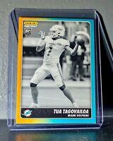Tua Tagovailoa 2020 Panini NFL Black and White Rookies #31 Rookie Card 1 of 518