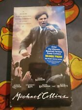 Michael Collins (VHS, 1997) NEW SEALED