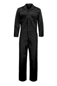 KC03 Kolossus Men's Long Sleeve Blended Coverall