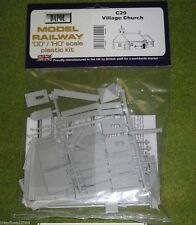 Dapol VILLAGE CHURCH 1/76 Scale scenery Kit 00/HO C29