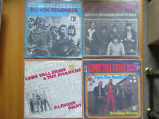 """7"""" LONG TALL ERNIE AND THE SHAKERS : TURN THE RADIO ON +DO YOU REMEMBER +ALRIGHT"""
