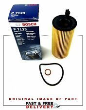 OIL FILTER FOR BMW P7123 1J910010 GENUINE BOSCH  FAST & FREE DELIVERY*