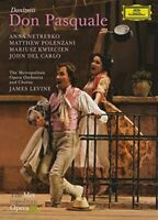 Donizetti: Don Pasquale [DVD] [2011] [US Import] [NTSC] [DVD][Region 2]