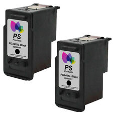 2 Pack Canon PG-240XL Ink Cartridge for PIXMA MG3122 MG4120 MX432 MX472
