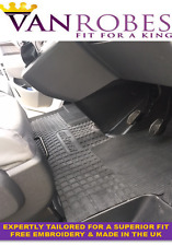 Toyota Proace 2016 on. Tailored Rubber Floor Mat. 1 piece front mat