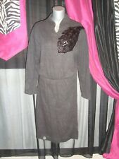 Women's Vintage Evening Dress UK 12 -14 Medium 1940s