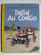 Les Aventures De Tintin T.2 ; Tintin Au Congo - Herge
