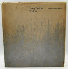Harry Bertoia: Sculptor (Signed)