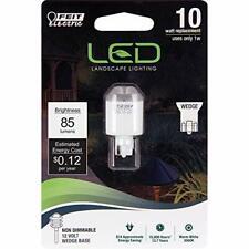 Feit Electric LVW10/LED Feit Electric 10-Watt EQ Wedge Warm White LED Light Bulb