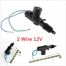 2 Wire Central Locking Power Door Lock Actuator Motor Car Alarms Security System