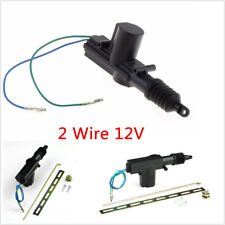 2 Wire Central Locking Power Door Lock Actuator Motor Car Alarms Security System