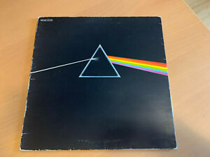 2x Vinyle Pink Floyd - Dark side of the moon - 1973 - 2C 068-05.249 + SHVL 804