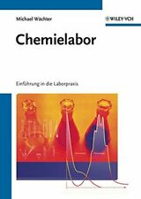 Chemielabor by Wächter  New 9783527329960 Fast Free Shipping+=