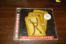 ALMAFUERTE NEW CD
