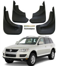 New OEM Set Splash Mud Guards Mud Flaps 7L0075111/101For VW 2004-2010 Touareg