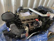 New Listingperkins 1104d E44ta Industrial Power Unit Diesel Engine 127 Hp Wood Chipper