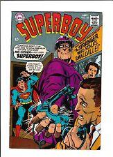 SUPERBOY #150  [1968 VG-FN]  NEAL ADAMS COVER!