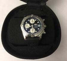 Original BREITLING CHRONO COCKPIT A13358 Automatik Armbanduhr Watch Full Set NOS