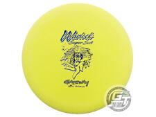 NEW Gateway Sure Grip SS Warlock 171g Yellow Blue Foil Putter Golf Disc