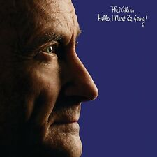 PHIL COLLINS - HELLO,I MUST BE GOING!  VINYL LP NEU