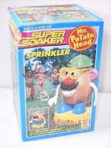 NEW 1996 SUPER SOAKER MR. POTATO HEAD SPRINKLER