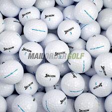 50 Srixon Ulti Soft Golf Balls Pearl / A Grade - Lakeballs Ultisoft UK