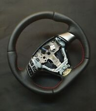 Steering Wheel MAZDA 3 and 6 . SPORT STYLE FLAT BOTTOM !  R8 SHAPE