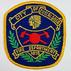 Tuscaloosa City Fire Department Alabama AL Patch (I5)