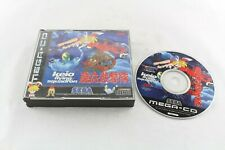 Sega Megadrive Mega CD Keio Flying Squadron Video Game PAL No Manual