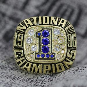 NCAA 1996 Florida Gators National Football Championship Copper Ring 8-14Size