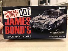 Corgi 007 James Bond Silver Aston Martin DB5 Thunderball Die-Cast 04206 NIB