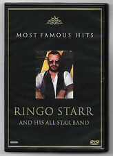 DVD / RINGO STARR AND HIS ALL STAR BAND (MUSIQUE CONCERT)